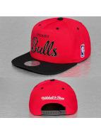 Mitchell & Ness Snapback Cap red