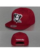 Mitchell & Ness Snapback Cap Board Mighty Ducks red