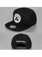 Mitchell & Ness Snapback Cap schwarz
