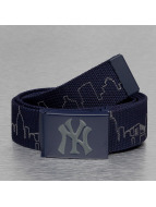 MLB Belt Reflective NY Skyline blue
