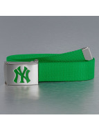 MLB Belt MLB NY Yankees Premium Woven green
