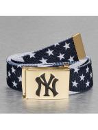MLB Belt NY Flag indigo