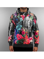 Monkey Business Hoodie Flower colored