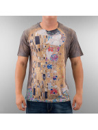 Monkey Business T-Shirt Artwork colored