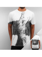 Monkey Business T-Shirt Tattoo Crocodile colored
