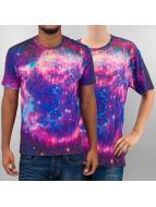 Mr. Gugu & Miss Go T-Shirt Fireworks purple