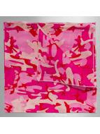 MSTRDS Bandana Special Print pink