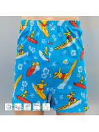 MSTRDS Boxer Short Binkabi Thirsty Surf blue