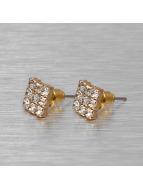 MSTRDS Earring Flat gold