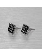 MSTRDS Earring Flat silver