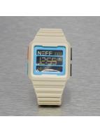 NEFF horloge Odyssey beige