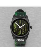 NEFF horloge groen