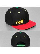 NEFF Snapback Cap Daily black