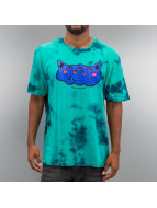NEFF T-Shirt Catlective turquoise