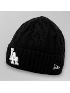 New Era Beanie Team Cable LA Dodgers schwarz