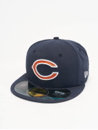 New Era Fitted Cap blauw
