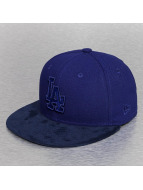 New Era Fitted Cap Poly Tone LA Dodgers blue