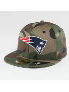 New Era Fitted Cap New England Patriots 59Fifty camouflage