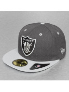 New Era Fitted Cap grau