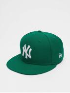 New Era MLB Basic NY Yankees 59Fifty Cap Green/White