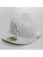 New Era Fitted Cap grey