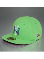 New Era Fitted Cap groen