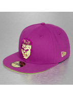 New Era Fitted Cap paars