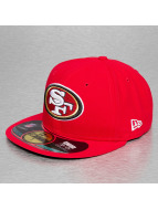 New Era Fitted Cap red