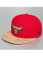 New Era Fitted Cap rood