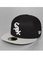 New Era Fitted Cap schwarz