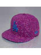 New Era Fitted Cap violet