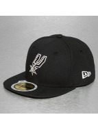 New Era Fitted Cap zwart