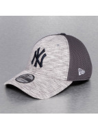 New Era Flexfitted Cap MLB Clubhouse NY Yankees grijs