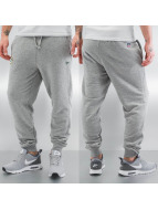 New Era Jogginghose grau