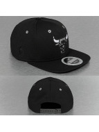 New Era Snapback Cap NBA Reflective Pack Chicago Bulls 9Fifty black