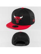 New Era Snapback Cap NBA Team Chicago Bulls black