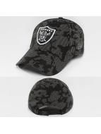 New Era Snapback Cap Time Reflective black