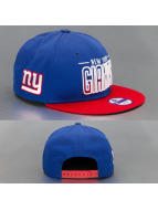 New Era Snapback Cap blau