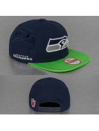 New Era Snapback Cap NFL Seattle Seahawks Sideline blue