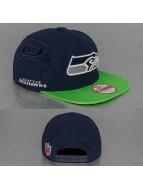 New Era Snapback Cap NFL Seattle Seahawks Sideline blue