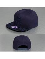 New Era Snapback Cap Kids Camo Logo Infill New York Yankees 9Fifty blue