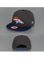 New Era Snapback Cap Emea Denver Broncos gray