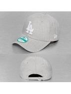 New Era snapback cap grijs