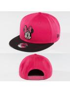 New Era Snapback Cap Essential pink