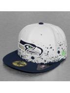 Splatter Seattle Seahawk...