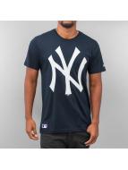 New Era T-Shirt blue