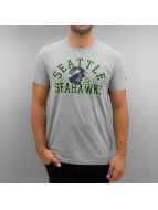 New Era T-Shirt NFL Seattle Seahawks College gray