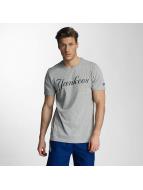 New Era T-Shirt Team App NY Yankees Classic gray
