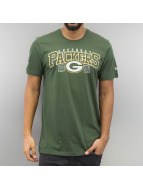 New Era T-Shirt green
