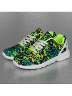New York Style Sneakers Low Top green